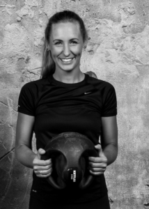 Personal trainer Jessica
